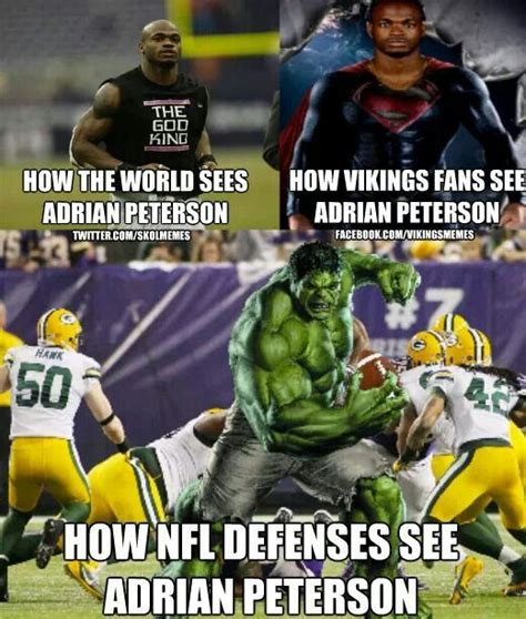 Adrian Peterson Memes - 17 best images about i love my vikings on pinterest