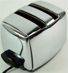 See Through Toasters Vintage Sunbeam T 20b Radiant Control Art Deco Double