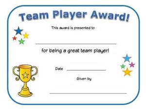 player of the day certificate template team player award certificate all network