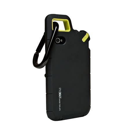 Px360 For Iphone 4 4s Black iphone 4 4s px360 black puregear touch of modern