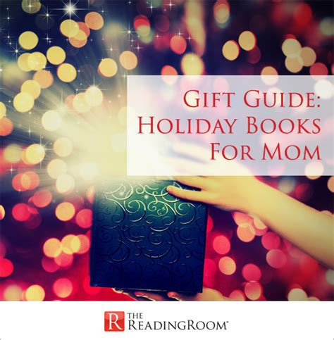 gift guide holiday books for mom bookstr
