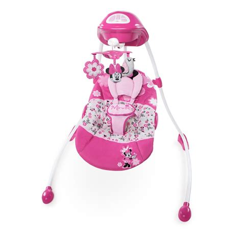 minnie mouse swing disney minnie mouse garden delights swing