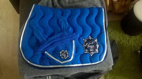 Celana Bebe Sport bonnet equitation bleu roi