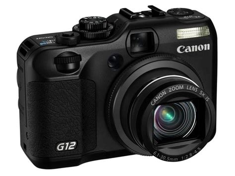 g12 canon canon g12 becomes official