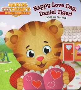 Board Book Merry Daniel Tiger By Angela C Santomero Buku happy day daniel tiger book the daniel tiger s neighborhood archive