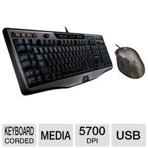 Procatz Gaming Keyboard G500 logitech gaming keyboard g110 and logitech g500 gaming mouse bundle at tigerdirect