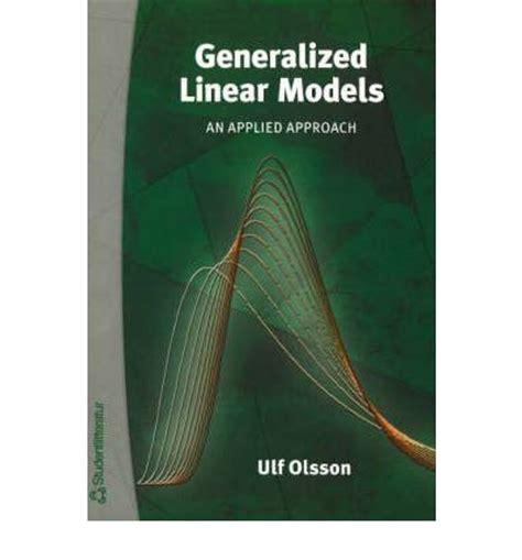 Generalized Linear Model