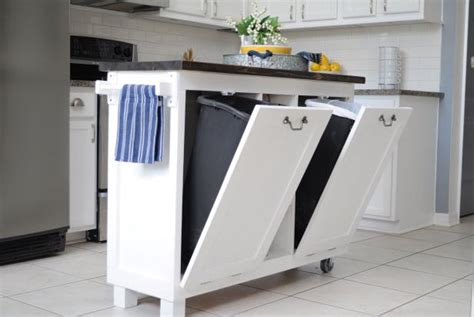 Hide Trash Can In Kitchen by 35 No Brainer Ways To Hide Ugly Stuff In Your House Hgtv