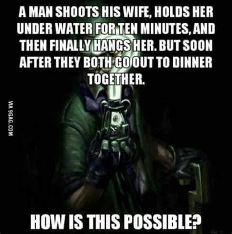 the best riddler memes memedroid