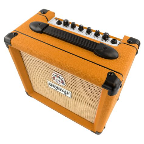 Orange Guitar Lifier Crush 12 orange crush 12 guitar combo at gear4music