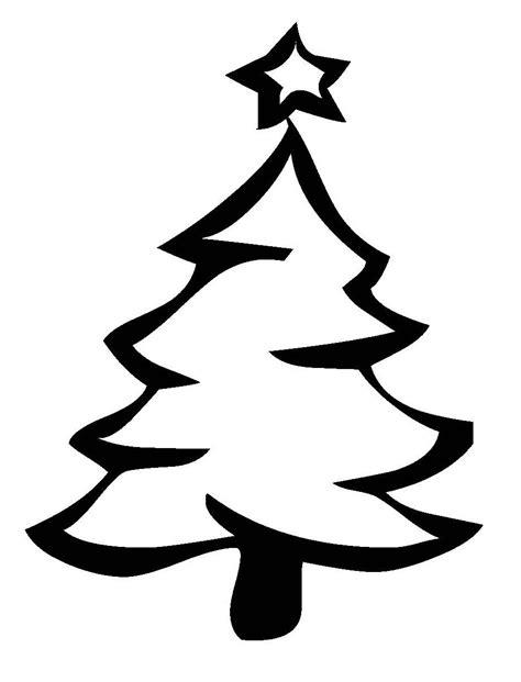 weihnachtsbaum clipart schwarz wei 223 5 clipart station