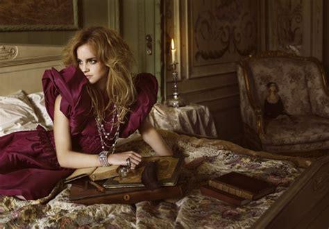 emma watson vogue 2011 emma watson for vogue italia fashion blog