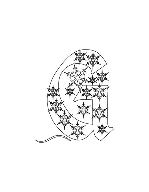 christmas abc coloring pages christmas alphabet g coloring pages download free