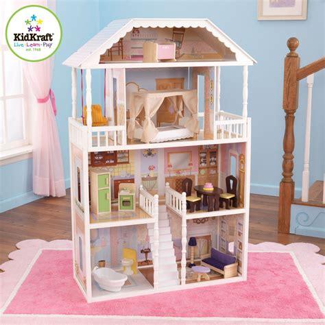 doll house review kidkraft savannah dollhouse reviews wayfair