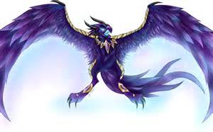 Black Phoenix for Pinterest