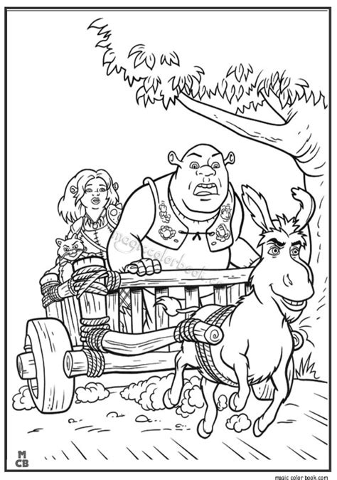 gingerbread man shrek coloring page shrek gingy coloring pages coloring pages