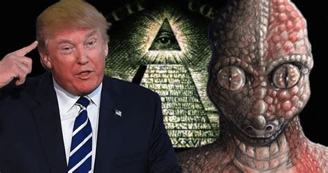 shape shifting donald trump is a reptilian shapeshifter and here s why