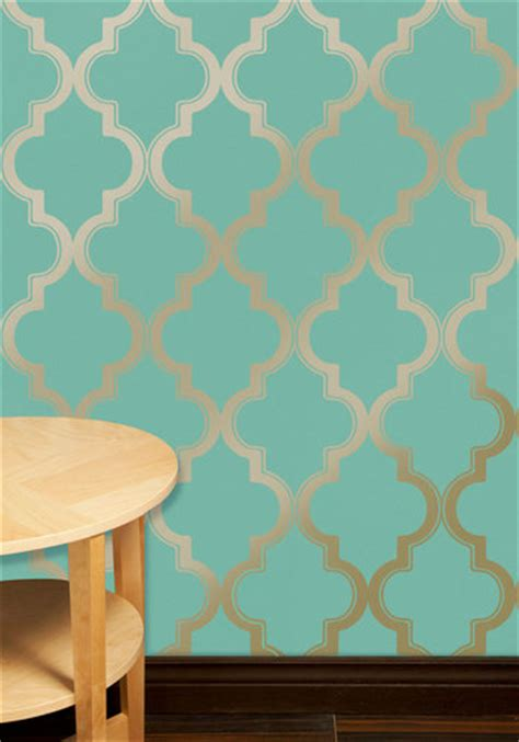 temporary wallpaper hyde park temporary wallpaper from modcloth for my new