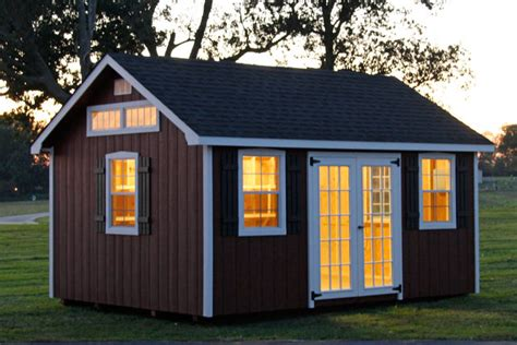 Overholt Sheds by Portable Structures In Ky Take On New Dimensions At