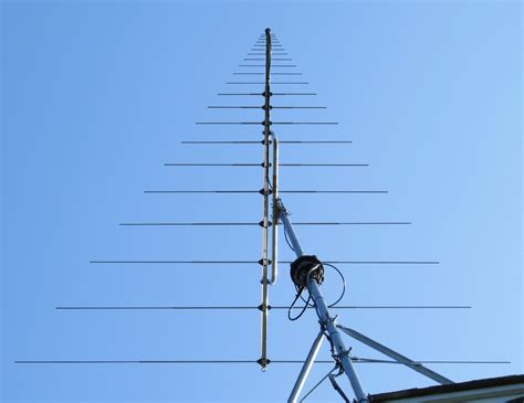 vhf uhf log periodic antenna north