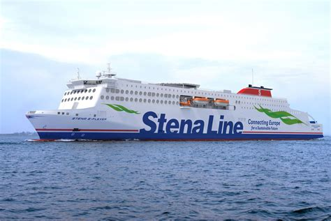 Stelan Linesa stena line s four new vessels planned for belfast routes stena line