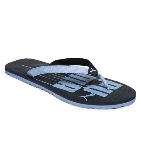black slippers blue black slippers price in india buy blue