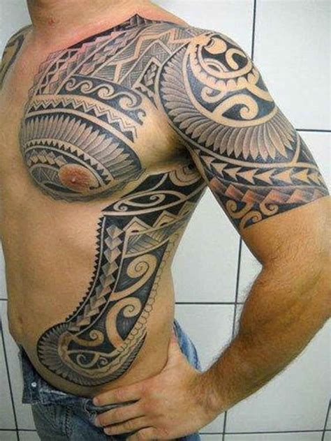 tribal tattoos ribs 23 interesting tribal rib tattoos and designs