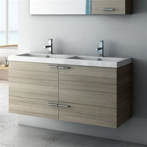 47 bathroom vanity sink cabinet 47 inch vanity cabinet with fitted sink contemporary