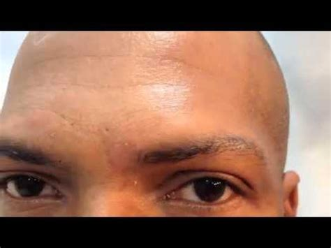 eyebrow shaping on african americans african american eyebrows african american mens tattooed