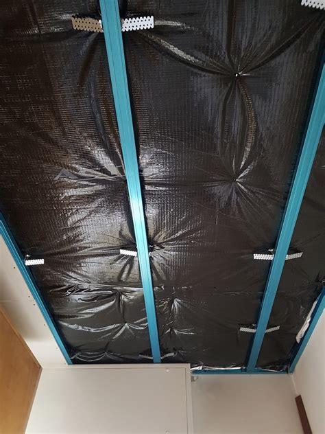 isolamento soffitto interno isolamento dall interno di pareti e soffitti con quot triso