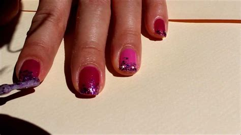 6 nail art tutorial facili unghie corte decorazione unghie in 5 minuti soli youtube