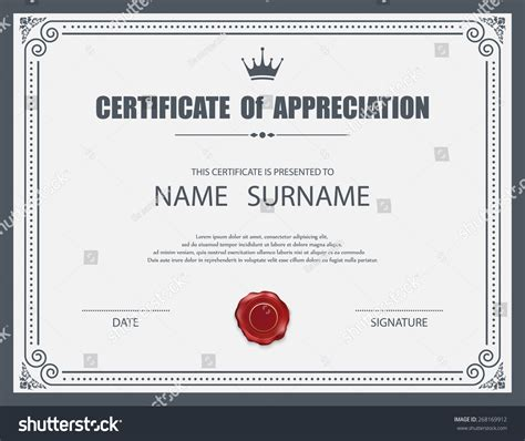 official certificate template 28 images birth