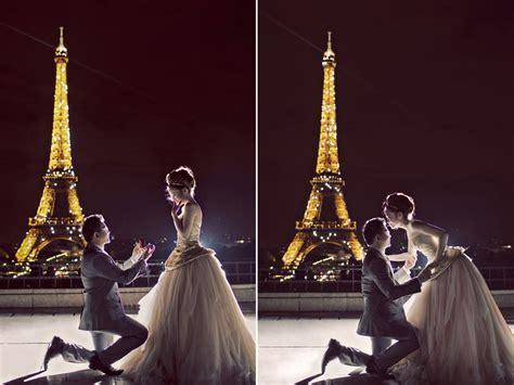 Utterly romantic Paris proposal! » Praise Wedding Community