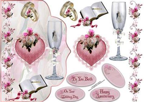 Wedding Decoupage - wedding anniversary fancy edge with decoupage cup177636