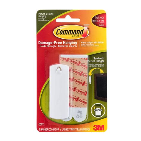 3m command adhesive picture hanging strips the container 3m command adhesive sawtooth picture hangers the