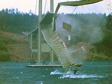 tacoma narrows bridge collapse facts