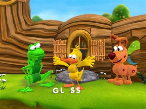 word world ducks hiccupsachoo tv episode