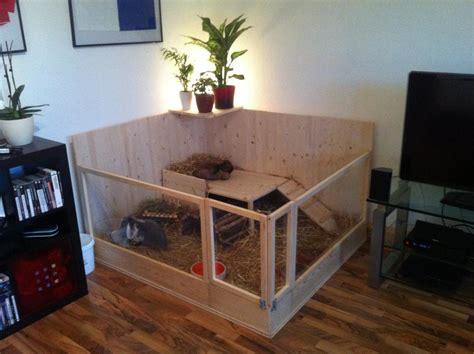bestes holz für draussen kaninchenstall au 223 en idee home design ideen