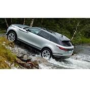 2018 Range Rover Velar  WILD SUV YouTube