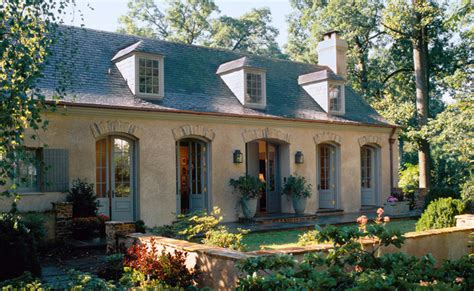 French Provincial Home Exteriors - french country home