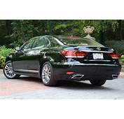 The Back End Of 2013 Lexus LS460L AWD  Torque News