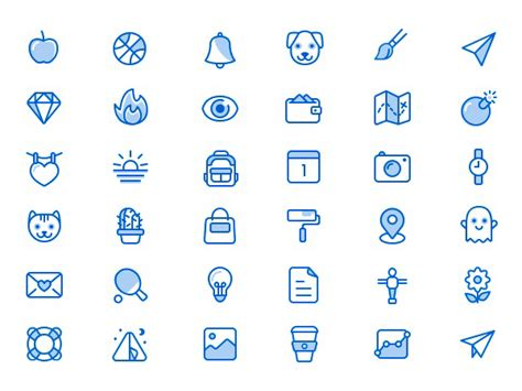 free miscellaneous icons download