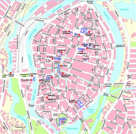 lubeck city map 1000 images about lubeck on