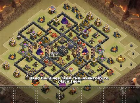 coc layout th9 anti gowipe top 4 th9 war base anti gowipe gowihog gobala cocbases