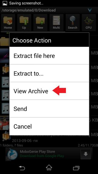 how to unzip files on android how to open rar files on android to unload your packages