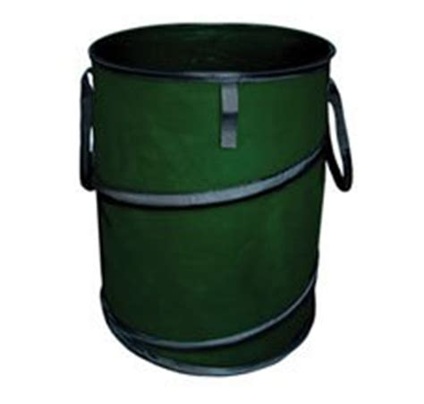 collapsible garden container line collapsible trash can container