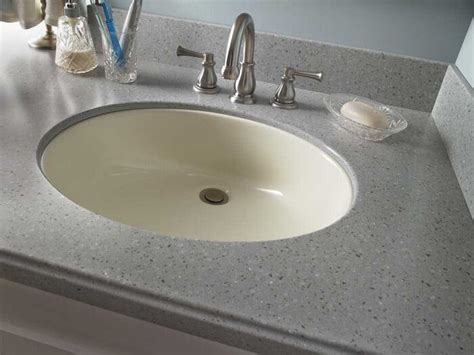 Corian Sink Vanity Top 810 Corian Sink Two Of These In Glacier White For