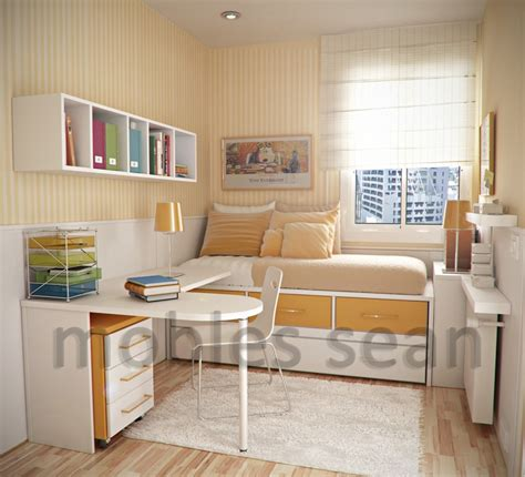 Design For Small Bedroom Orange White Small Room 2014 Weddings