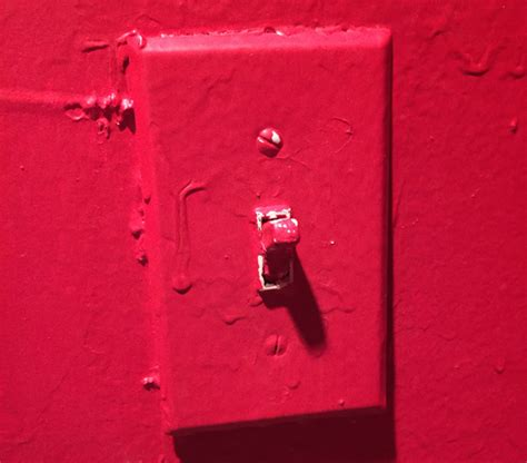 painted light switch covers three reasons not to paint outlets and switches gt safety