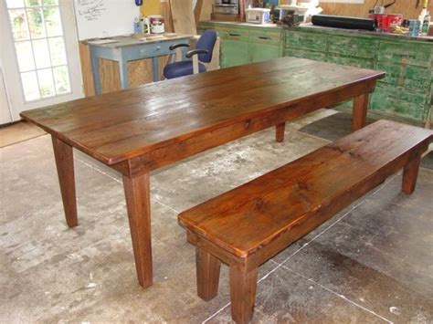 farm bench table 17 best images about farm tables on pinterest modern